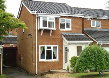 Thumbnail 3 bed detached house for sale in Kedleston Close, Amber Heights, Ripley