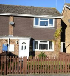 Thumbnail 2 bedroom end terrace house for sale in Chester Way, Farnham