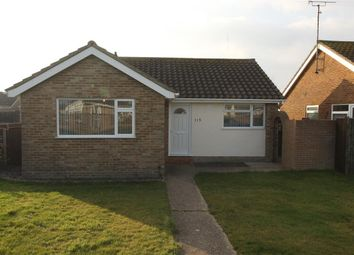 Thumbnail 2 bed detached bungalow for sale in Priory Road, Eastbourne
