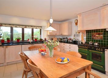Thumbnail 6 bedroom barn conversion for sale in Station Road, Ningwood, Yarmouth, Isle Of Wight