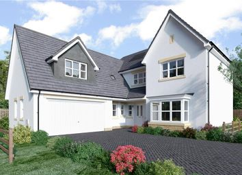 "Thumbnail 5 bed detached house for sale in ""Mackintosh"" at Murieston Road, Murieston, Livingston"