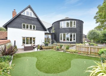 Thumbnail 7 bed detached house for sale in Grateley, Andover, Hampshire