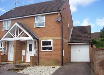 Thumbnail 2 bed semi-detached house for sale in Stanley Way, Daventry