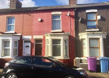 Thumbnail 2 bedroom terraced house for sale in 38 Ivy Leigh, Tuebrook, Liverpool
