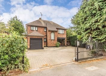 4 bed detached house for sale in Whitehall Lane, Buckhurst Hill IG9