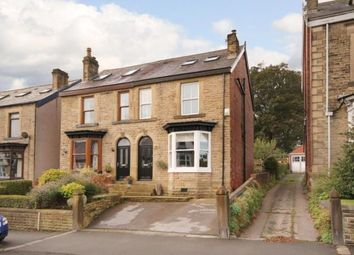 Thumbnail 5 bed semi-detached house for sale in Marlcliffe Road, Sheffield, South Yorkshire