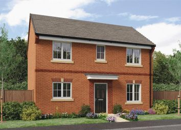 "Thumbnail 3 bedroom detached house for sale in ""Darwin"" at Leeds Road, Thorpe Willoughby, Selby"