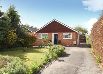 Thumbnail 2 bed detached bungalow for sale in The Croft, Harwell