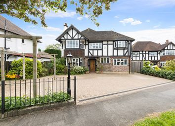 Thumbnail 5 bed detached house for sale in Queens Acre, Cheam
