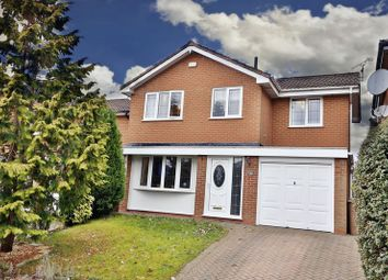 Thumbnail 3 bed detached house for sale in Shearing Avenue, Rochdale