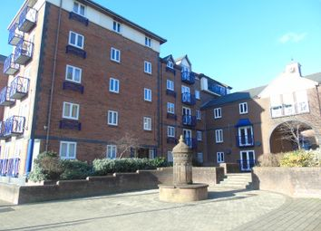 Thumbnail 2 bed flat to rent in Weavers House, Mannheim Quay, Maritime Quarter