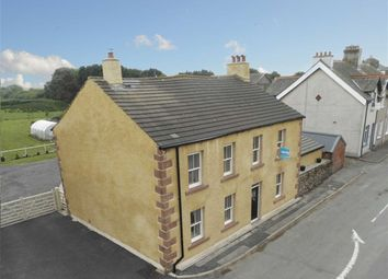 Thumbnail 4 bed detached house for sale in Main Street, Silecroft, Cumbria