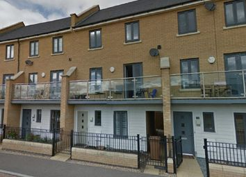Thumbnail 4 bed terraced house for sale in Spring Avenue, Hampton Vale, Peterborough