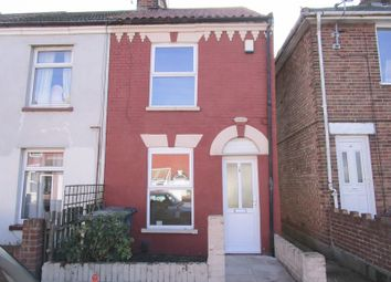Thumbnail End terrace house to rent in Anson Road, Great Yarmouth