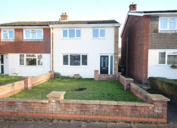 Thumbnail 3 bed semi-detached house to rent in Hooper Square, Bury St. Edmunds