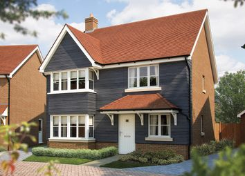 "Thumbnail 4 bed detached house for sale in ""The Canterbury"" at Rusper Road, Ifield, Crawley"
