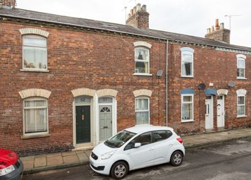 Thumbnail 3 bed terraced house for sale in St. Pauls Terrace, York