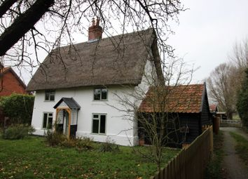 Thumbnail 3 bed detached house for sale in Chapel Farm, Withersdale Street, Mendham, Harleston, Norfolk
