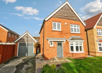 Thumbnail 3 bed detached house for sale in Daneshill Lane, Cadishead, Manchester
