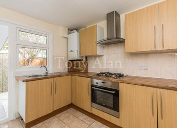 Thumbnail 4 bedroom terraced house to rent in Northumberland Grove, London