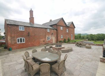 Thumbnail 5 bed detached house for sale in Phocle Green, Ross-On-Wye