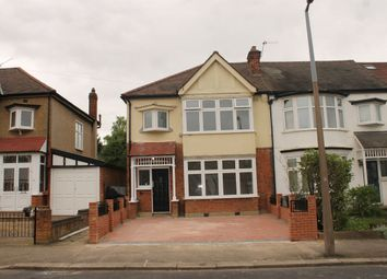 Thumbnail 3 bed property to rent in Kimberley Road, Chingford, London