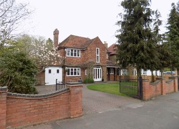 Thumbnail 3 bed detached house for sale in Streetsbrook Road, Shirley, Solihull