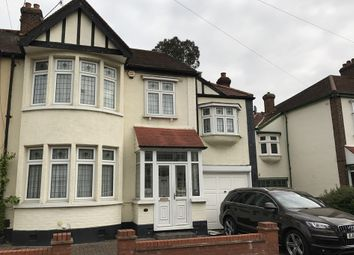 Thumbnail 3 bed terraced house to rent in Hatley Avenue, Ilford