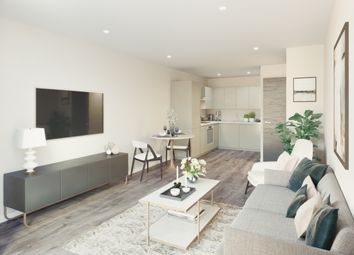 Thumbnail 2 bed flat for sale in The Hallmark, 6 Cheetham Hill Road, Manchester
