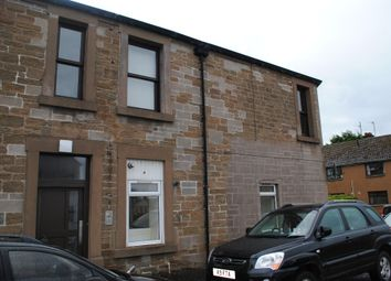 Thumbnail 1 bed flat to rent in Smieton Street, Carnoustie, Angus