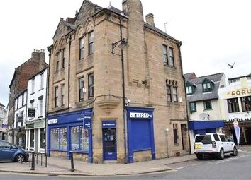 Thumbnail Retail premises for sale in Market Place, Hexham, Northumberland