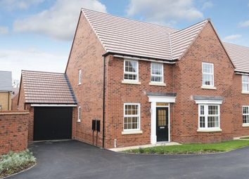 "Thumbnail 4 bedroom detached house for sale in ""Holden"" at Allendale Road, Loughborough"
