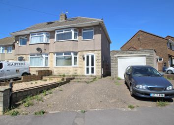 Thumbnail 3 bed semi-detached house for sale in Footshill Road, Hanham, Bristol