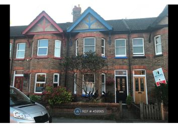 Thumbnail 2 bed terraced house to rent in Dagmar Road, Dorchester
