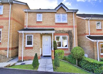 Thumbnail 3 bed detached house for sale in Clos Y Hebog, Thornhill, Cardiff