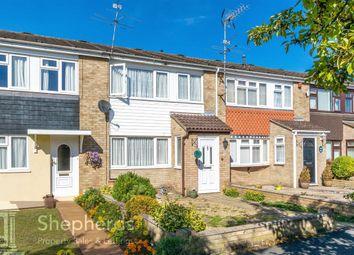 Thumbnail 3 bed end terrace house for sale in Glenester Close, Hoddesdon, Hertfordshire