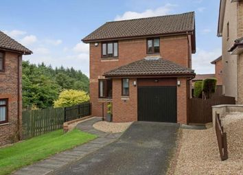 Thumbnail 3 bed detached house for sale in Binniehill Road, Cumbernauld, Glasgow, North Lanarkshire
