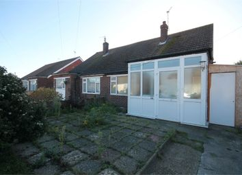 Thumbnail 2 bed semi-detached bungalow for sale in Rosecroft Close, Clacton-On-Sea