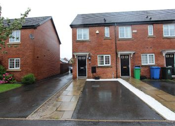Thumbnail 2 bedroom terraced house for sale in Newbold Hall Drive, Newbold, Rochdale