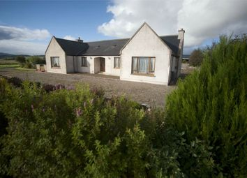 Thumbnail 4 bed detached bungalow for sale in Craigellachie, Aberlour, Moray