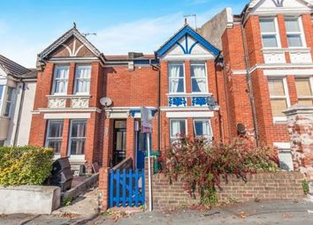 Thumbnail 4 bed terraced house for sale in Elm Grove, Brighton, East Sussex