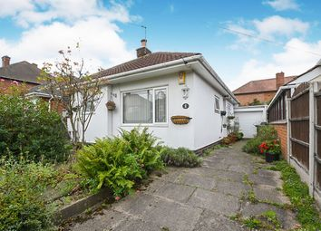Thumbnail 2 bed detached bungalow for sale in Hillcreste Drive, Chellaston, Derby