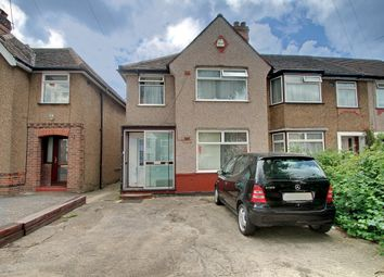 Thumbnail 4 bedroom end terrace house to rent in Robin Hood Way, Greenford