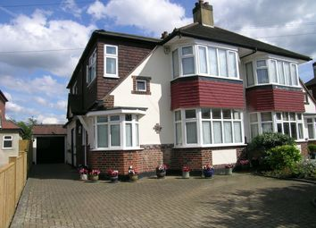 Thumbnail 3 bed semi-detached house for sale in Woodstone Avenue, Stoneleigh