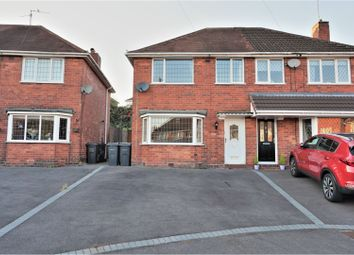 Thumbnail 3 bed semi-detached house for sale in Smalldale Road, Great Barr