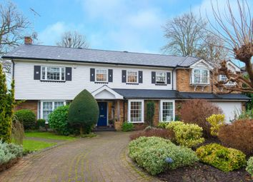 Thumbnail 5 bed detached house for sale in Lower Plantation, Sarratt Lane, Rickmansworth