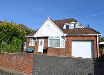 Thumbnail 4 bed detached bungalow for sale in Linden Avenue, Whitstable