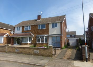 Thumbnail 3 bed semi-detached house for sale in Beatty Gardens, Corby