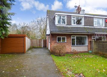 3 bed semi-detached house for sale in Russell Avenue, High Lane, Stockport SK6