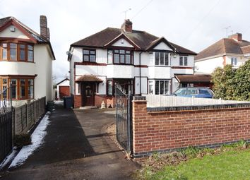 Thumbnail 3 bedroom semi-detached house for sale in The Long Shoot, Nuneaton